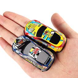 Toy Car Alloy Tin Car Children Toy Cartoon Mini Foreign Tra