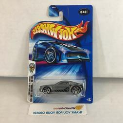 Ford Mustang GT Concept #48 * Zamac * Hot Wheels 2004 * ZB24