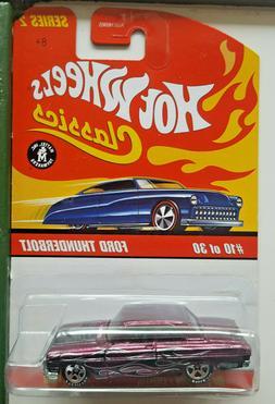 Hot Wheels - Ford Thunderbolt - Classics Series 2 - #10/30