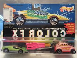 Hot Wheels Color FX Show Cars Baja Bug and Aeroflash!