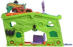 Hot Wheels Ghost Garage Play Set