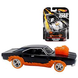 DieCast Ghost Rider Charger 3/5 Marvel Hot Wheels 50th 1:64