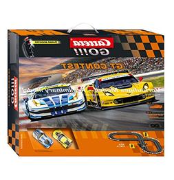 Carrera GO!!! GT Contest  - Slot Car Race Track Set - 1:43 S