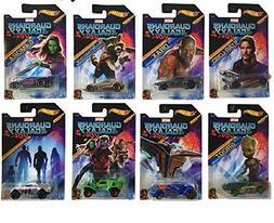HOT WHEELS Guardians of the Galaxy Set NEW Star Lord Gamora