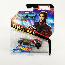 Hot Wheels Guardians of the Galaxy Vol 2 Star-Lord Marvel Ch