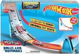 Hot Wheels Hill Climb Track Set Kid Toy Gift