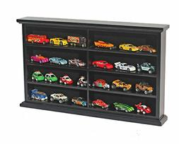 Hot Wheel Matchbox Car Display Case Rack Cabinet or Stand, W