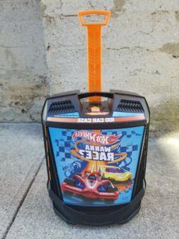 Hot Wheels 100 Car Carrying Case NEW Matchbox Box Storage Ki