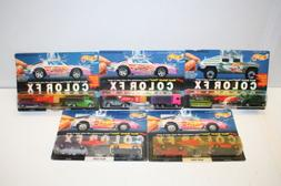 Hot Wheels Color FX Collection - Hummer Big Bertha Countach