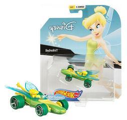 Hot Wheels Disney Tinkerbell Character Cars Series 3 5/6 New
