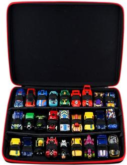 Hot Wheels Hard Storage Carrying Case for 27 Cars Gift Pack