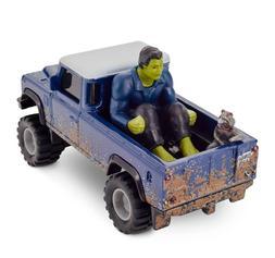 Hot Wheels ® Marvel Land Rover Defender 110 Pickup Truck -