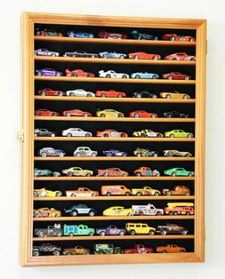 Hot Wheels / Matchbox Display Case Cabinet w/ 98% UV Protect