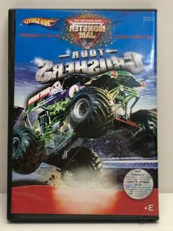Hot Wheels Monster Jam Tour Crushers  Rare & Out-of-Print