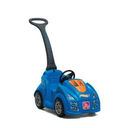 Step2 Hot Wheels Push Around Racer Ride-On Toddler Push Car
