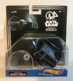 Hot Wheels Star Wars 40th Anniversary Tie Advanced X1 Protot