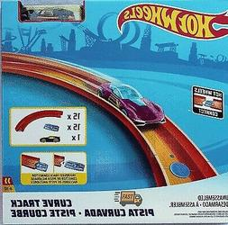 Hot Wheels Track Builder Curve Pack.Shipping Included