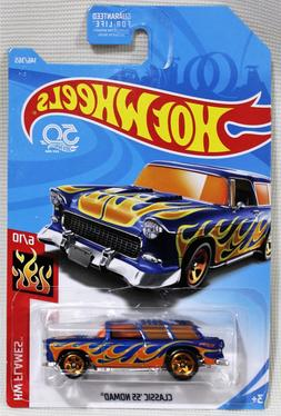 Hot Wheels - HW Flames - Classic '55 Nomad - #146/365