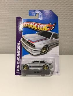 Hot Wheels HW Showroom '92 BMW M3 E30 - Silver