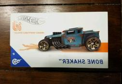 HOT WHEELS ID BONE SHAKER 2019 RARE MIB DIECAST 1/64 NEW Sea