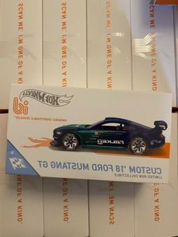 Hot Wheels ID Custom '18 Ford Mustang Gt Falken Livery Ser