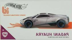 Hot Wheels ID Pagani Huayra Limited Edition 1/64 Series 2