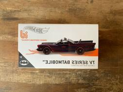 Hot Wheels ID TV Series Batmobile Limted Run Collectible New