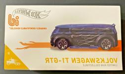 Hot Wheels ID Volkswagen T1-GTR Limited Edition 1/64 Series