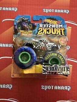 Invader 23/50 2019 Hot Wheels Monster Trucks Case G