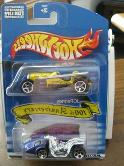 HOT WHEELS - JC PENNY 100TH ANNIVERSARY 2-PACK #2