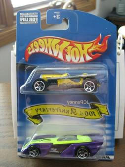 HOT WHEELS - JC PENNY 100TH ANNIVERSARY 2-PACK #3