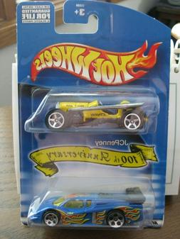 HOT WHEELS - JC PENNY 100TH ANNIVERSARY 2-PACK #5