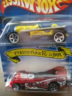 HOT WHEELS - JC PENNY 100TH ANNIVERSARY 2-PACK #6