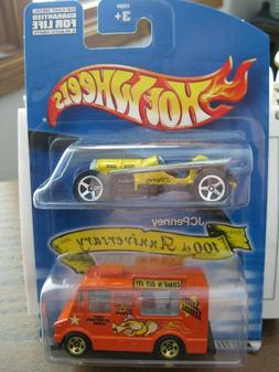 HOT WHEELS - JC PENNY 100TH ANNIVERSARY 2-PACK #7