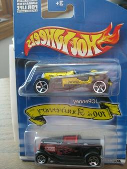 HOT WHEELS - JC PENNY 100TH ANNIVERSARY 2-PACK #8