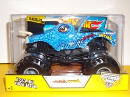 Jurassic Attack Hot Wheels Monster Jam Diecast 1:24 Truck 20