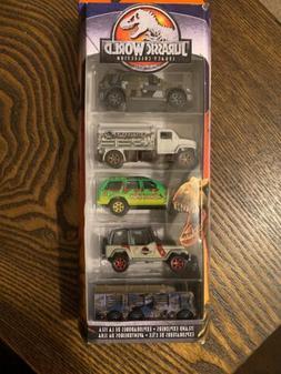 MATCHBOX Jurassic World Legacy Collection Island Explorers