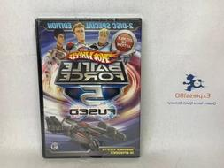 Hot Wheels Battle Force 5 Fused~2-Disc Special Edition~Seas