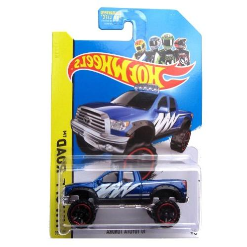 10 Toyota Tundra 2014 Hot Wheels 131/250  Vehicle HW Off-Roa