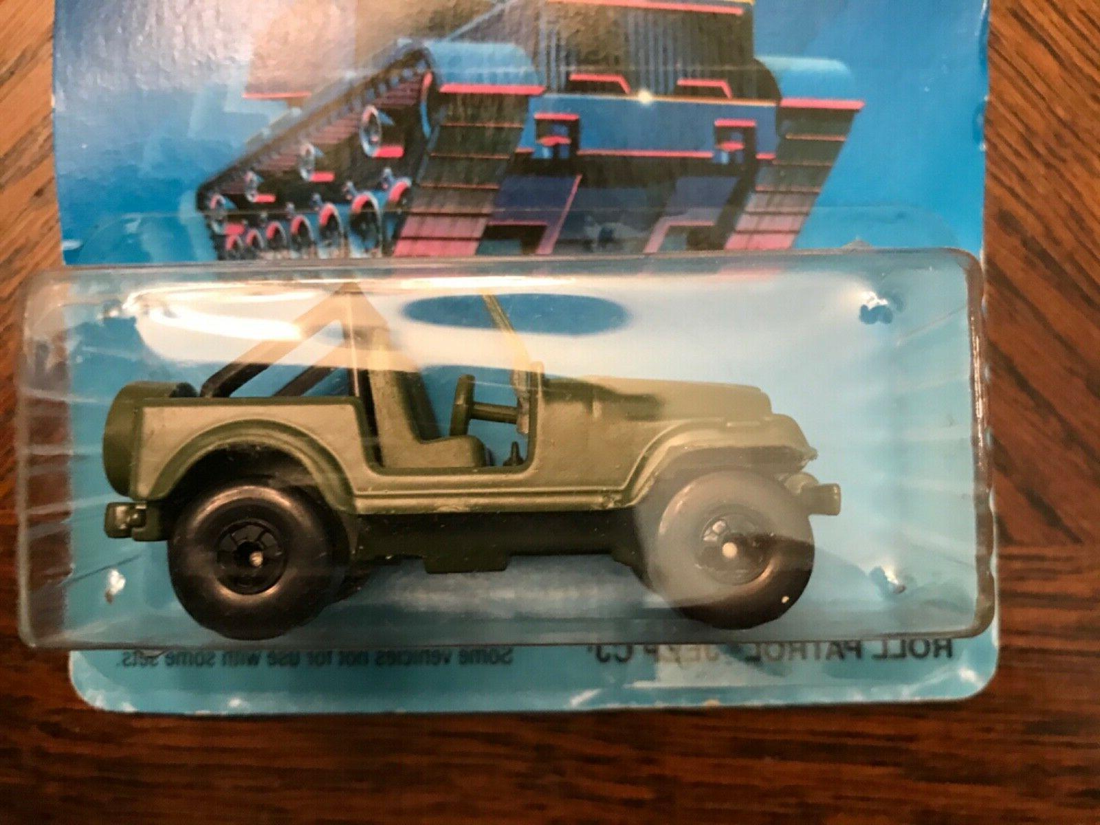 1987 Command Jeep CJ Command Tank Lot of 6