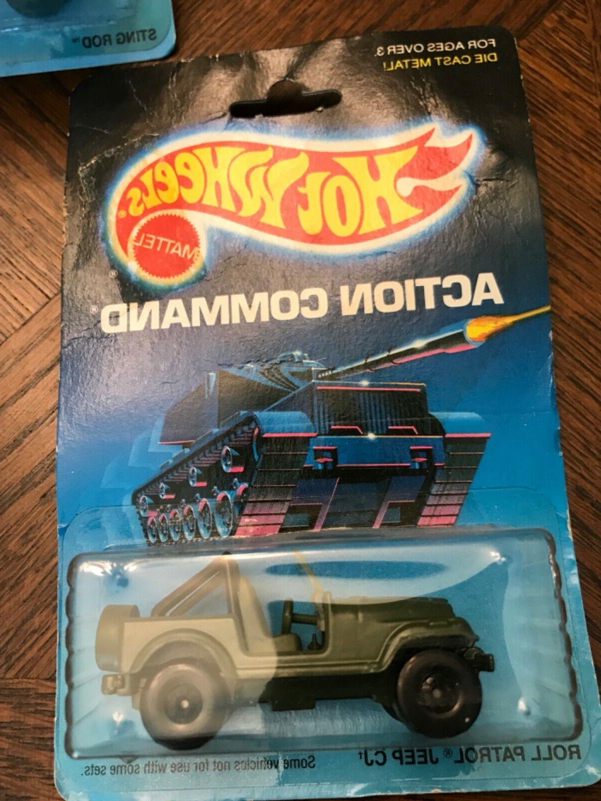 1987 Wheels Command Jeep Command Lot 6