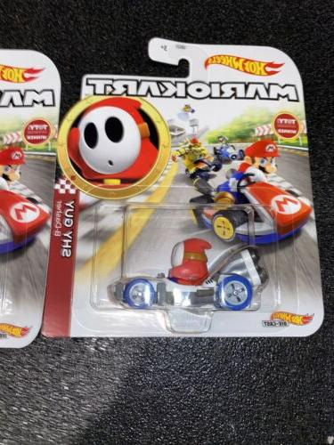 2 Hot Mariokart Shy Guy 1/64