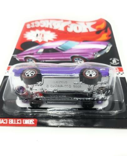 Red Line Club Custom Car Purple 6500 R8387