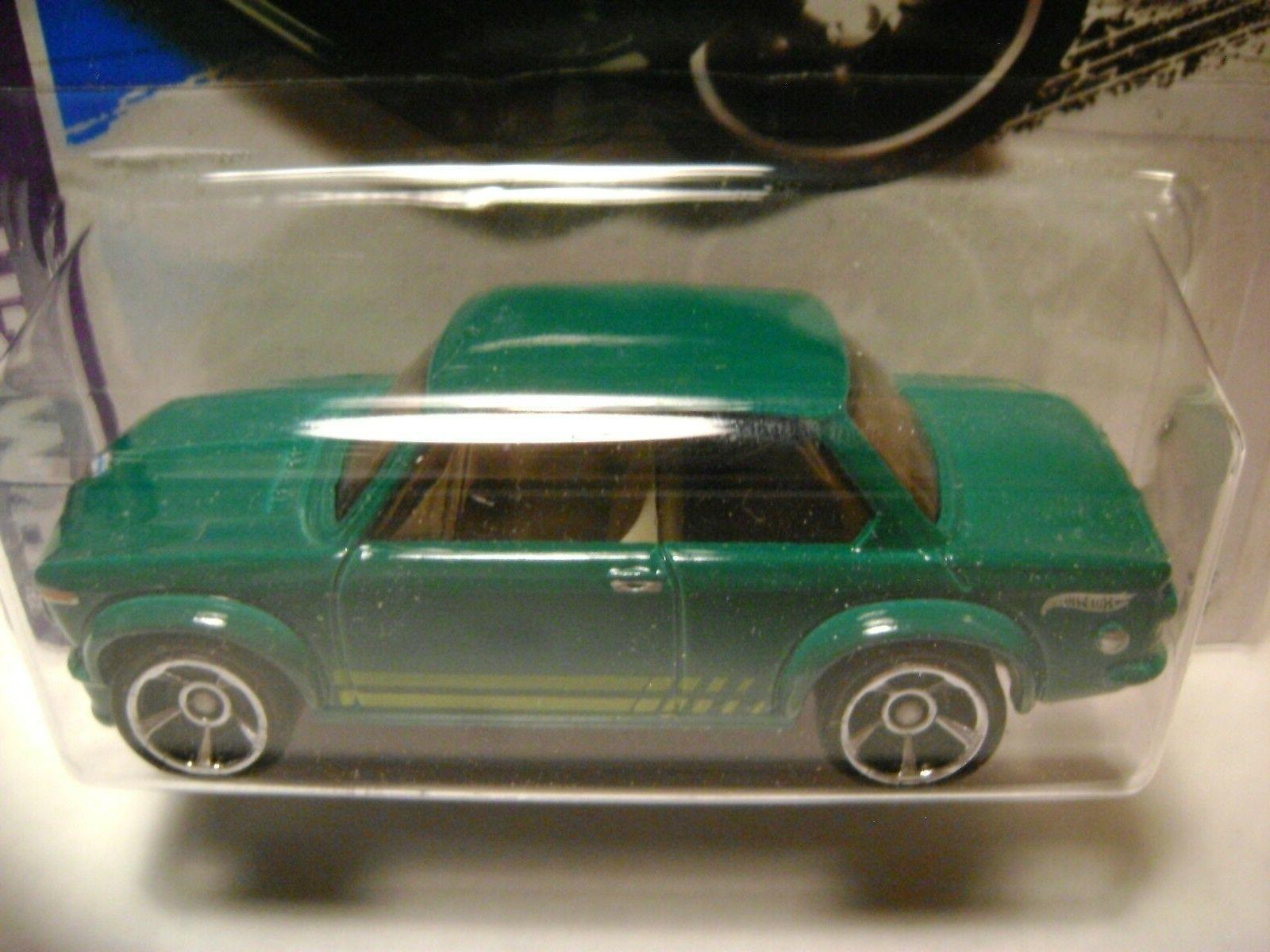 - BMW - HW Asphalt Assault Green
