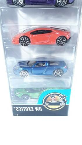 Hot Wheels Exotics Lamborghini Aston Martin