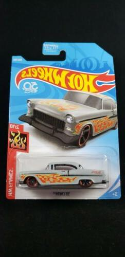 Hot Wheels 2018 — 55 Chevy  — Free Shipping!!