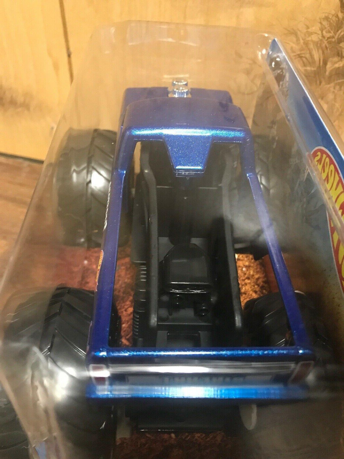 "2018 Hot Trucks ""Bigfoot Wheels, 1:24"