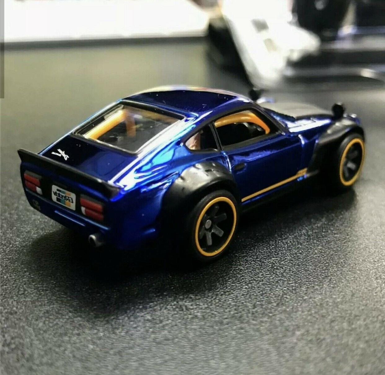 Hot Wheels Selections Datsun 240z