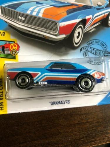 Camaro Q Treasure Hunt