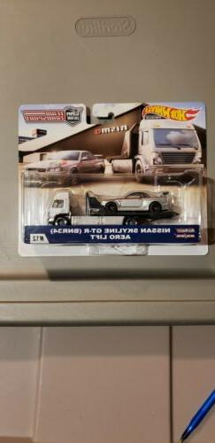 Hot Wheels 2019 Car Culture Team Transport Nissan Skyline GT